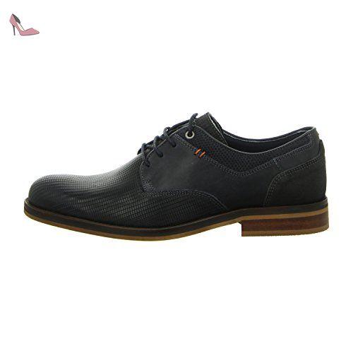 BULLBOXER 880k25935arena, Chaussures de ville à lacets pour homme - bleu -  rena, 45