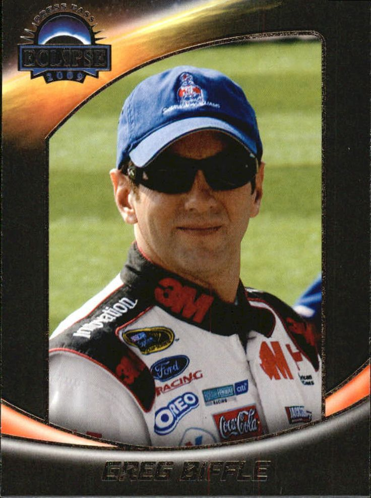 NASCAR DRIVER GREG BIFFLE WAS BORN TODAY DECEMBER 23, 1969 IN VANCOUVER, WASHINGTON. GREG WAS DISCOVERED BY NASCAR LEGEND BENNY PARSONS. GREG STARTED HIS PROFESSIONAL RACING CAREER IN 1998 AND EARNED A CHAMPIONSHIP IN THE NASCAR CRAFTSMEN TRUCK RACING SERIES IN 2000 AND WAS ROOKIE OF THE YEAR IN   #BIFF #GREGBIFFLE #NASCAR