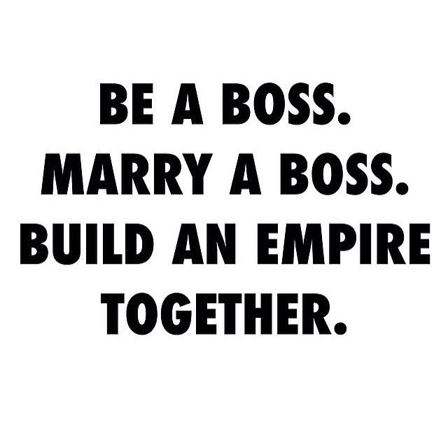 How to succeed is being a team player with the one you marry.