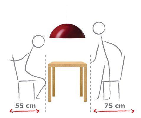 Wygodnie przy stole - Jak ustawić stół w jadalni? - domplusdom.pl