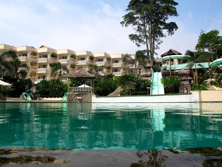 the pool at hawaii a club bali resort