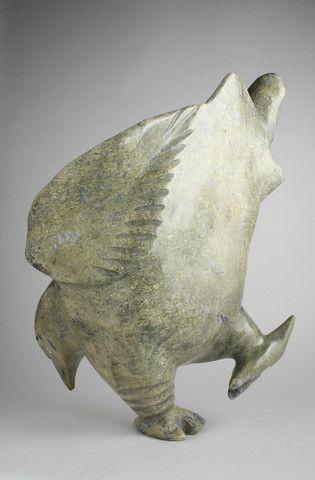 Nuna Parr - Raven 25 x 17 x 11 $9800