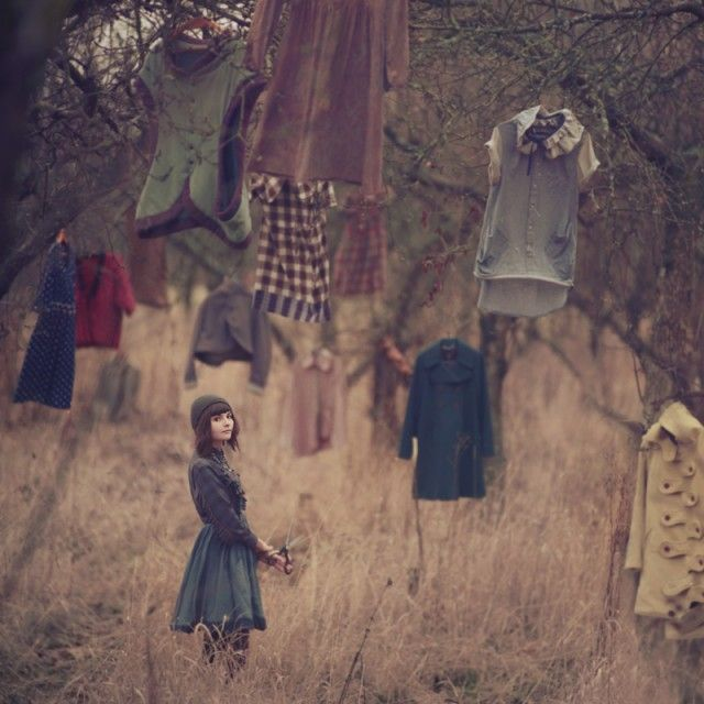 Oleg Oprisco ~ I'd like to stumble upon this on my walk through the hills.