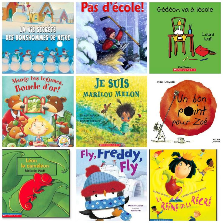 Maternelle avec Mme Andrea: Using French read-alouds to teach reading strategies & deepen your students' understanding (Close Reading)