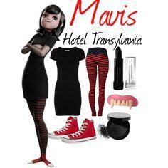 Mavis - Hotel Transylvania - Polyvore