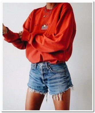 45 trendige Sommer-Outfit-Ideen für Teenager-Mädchen 00056