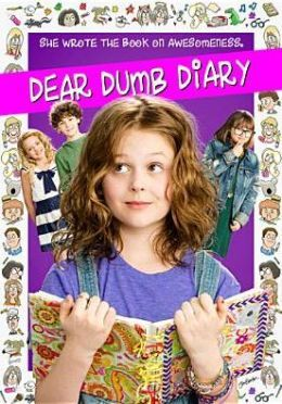 Dear Dumb Diary. Funny and creative movie. Totally speaks to middle school.