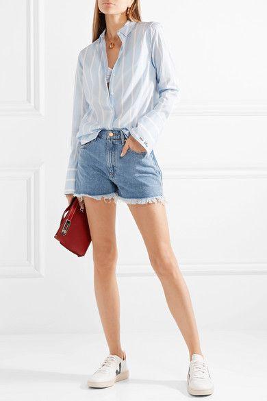 5e42d7cbfc M.i.h Jeans - Halsy cut-off denim shorts | SUPER CASUAL | Denim ...