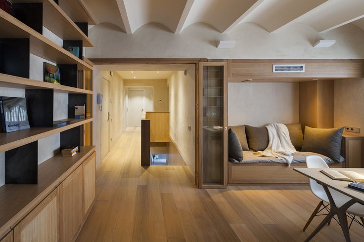 Galeria de Duplex em Gracia / Zest Architecture - 5