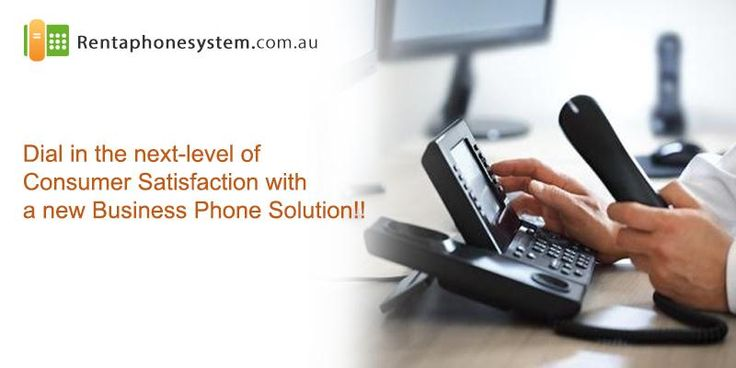 The next-generation consumers expect a higher level of customer satisfaction. An advanced business phone system is the first step to cater to this requirement.