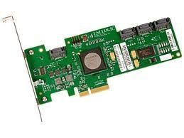 HP 431103-001 Drive controller - LSI SAS3041E Serial Attached SCSI (SAS) 3041E host bus controller board by HP. $175.00. HP 431103-001 SAS drive 4-port RAID controller card - With LSI 3041E host chipset - Mounts in PCIe slot