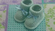Receita Tricô Fácil Lindo Sapatinho Em trico Para Bebê Receita Completa Em Trico Este sapatinho e muito fácil de tecer todo em tri...