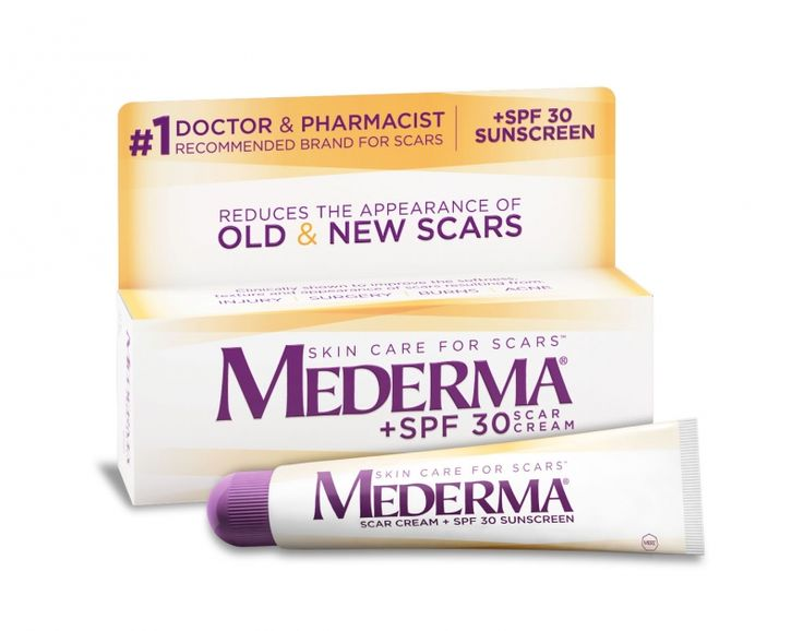 Scar Cream Plus SPF by Mederma