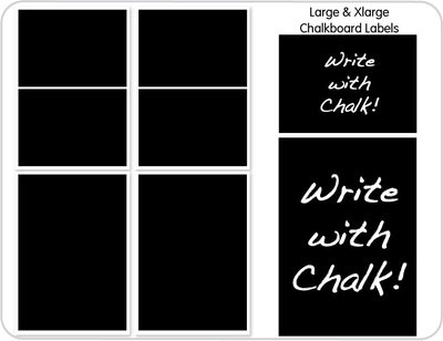 You can use regular chalk or chalkboard markers and wipe clean with a wet cloth. This Blackboard /Chalkboard vinyl is fun for kids and adults. These are so easy, kids love chalk and this is a great way for them to decorate and be creative at the same time. $8.80