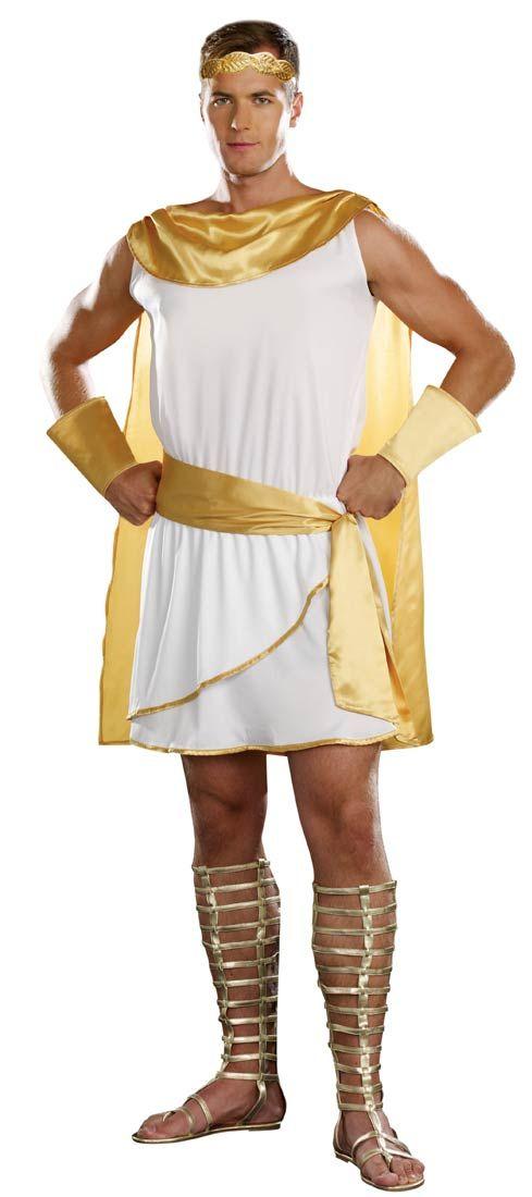how to make a greek god costume - Google Search