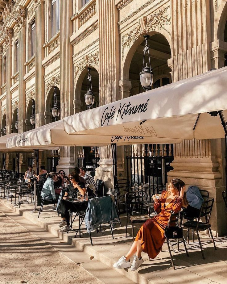 The cafes that have the most beautiful views of Paris! …