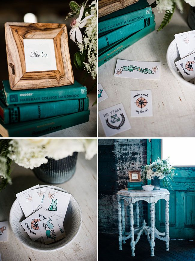 Mint + Turquoise Nautical Wedding Inspiration | Green Wedding Shoes Wedding Blog | Wedding Trends for Stylish + Creative Brides