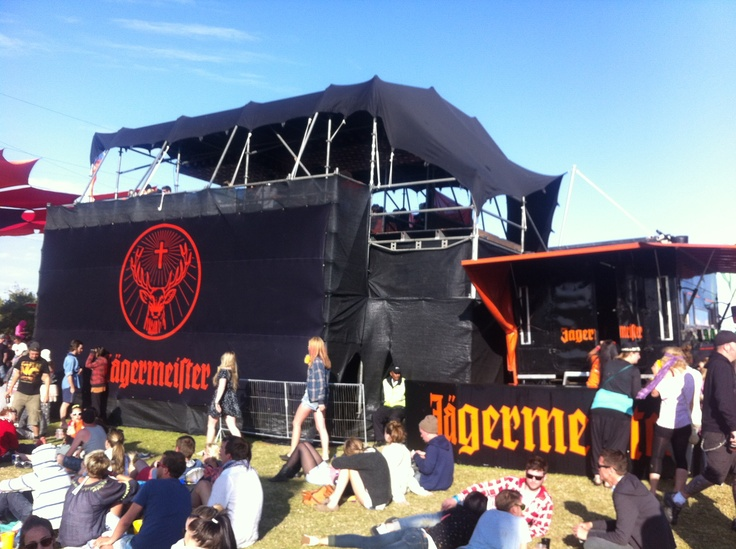 Rocking the Daisies 2012