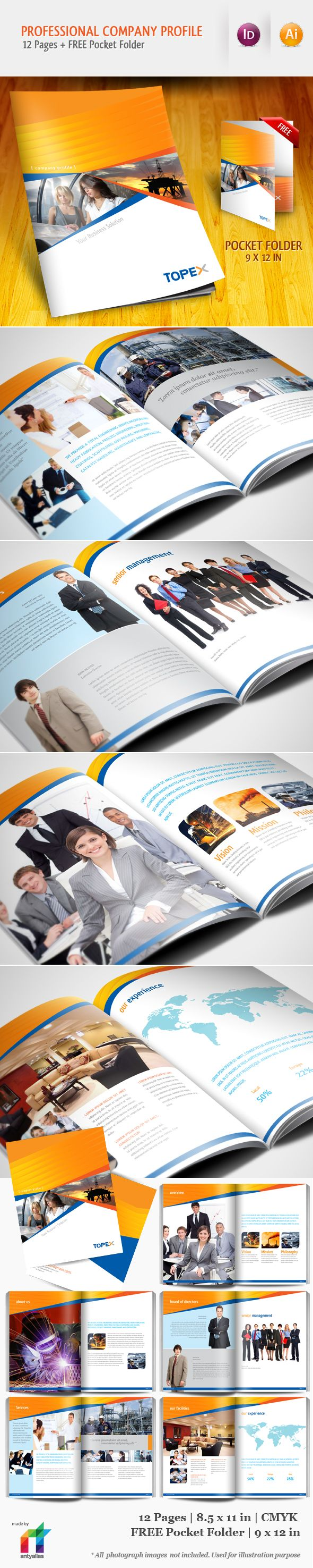 1000 images about Company Profile – Free Samples of Company Profiles
