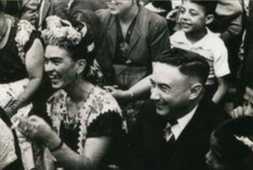 Frida Kahlo was the revolutionary Mexican painter who won tequila challenges with men and slept with the women her husband, Diego, went to bed with. She showed up dressed like a man in a photoshoot...