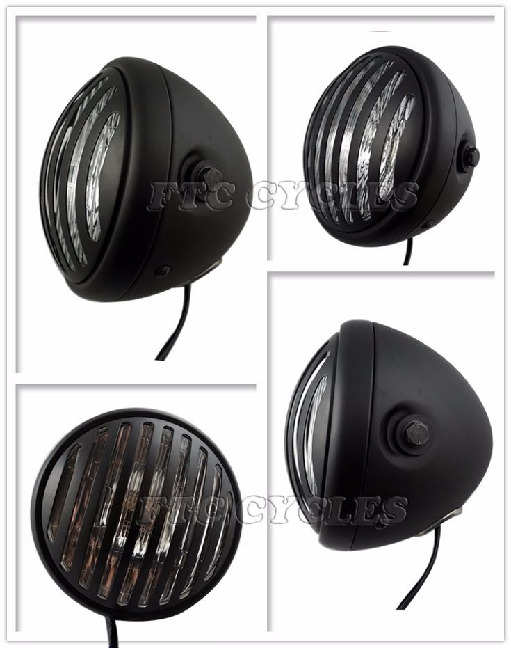 6.5'' Black Grill Heavy Duty Harley Chopper Vintage Motorcycle Headlight, View Vintage Motorcycle Headlight, FTC Cycles Product Details from Changzhou Fantastic Vehicle Industry Ltd., Co. on Alibaba.com