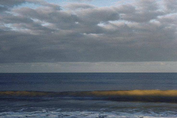 Baie du mont saint Michel. Jullouville. 2001.