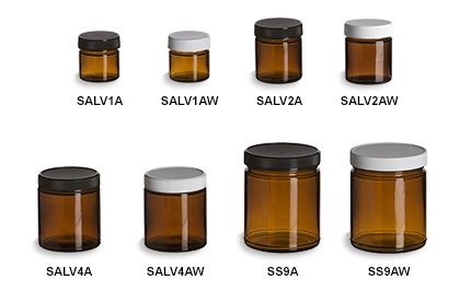 Make your product pop with high quality glass amber jars from Specialty Bottle. Visit them today. Wholesale pricing and no minimums!