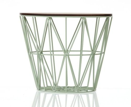 Ferm Living wire basket / tray table