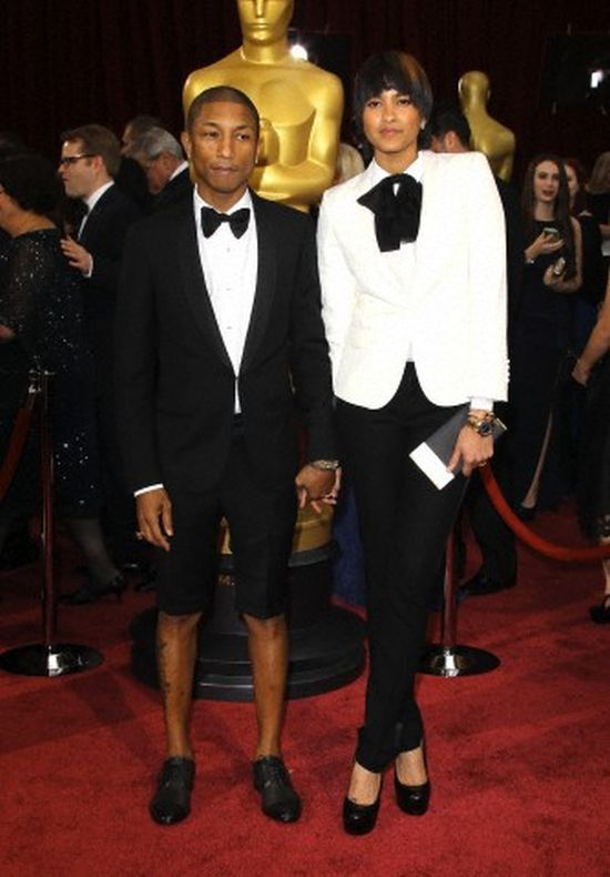 The Eclectic Style of Pharrell Williams
