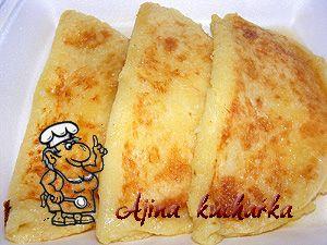 Ajina kuchařka - Jabkance specialita z České Třebové