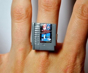 NES Cartridge Ring: Fancicom @James Mashiter mccardell did you see this?!  (and why won't it tag you!)