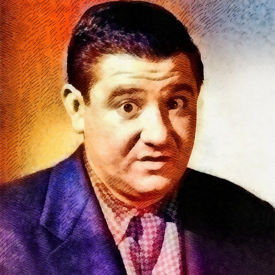 Buddy Hackett, Hollywood Legend by John Springfield