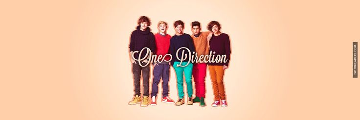 One Direction Twitter Header Cover - TwitrHeaders.com