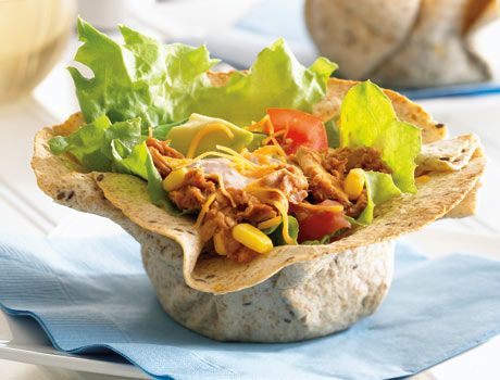 Tuna Taco Salad Bowls. Looking for a way to refresh during the week? This restaurant-style main course is a fun and delicious dinner to get past that mid-week slump.