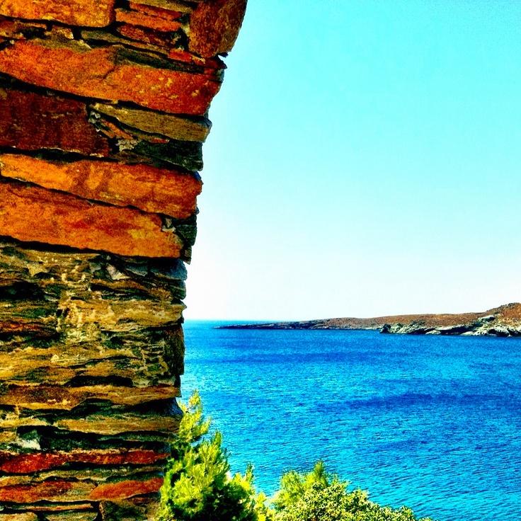 Kythnos Island, Panagia Kanala