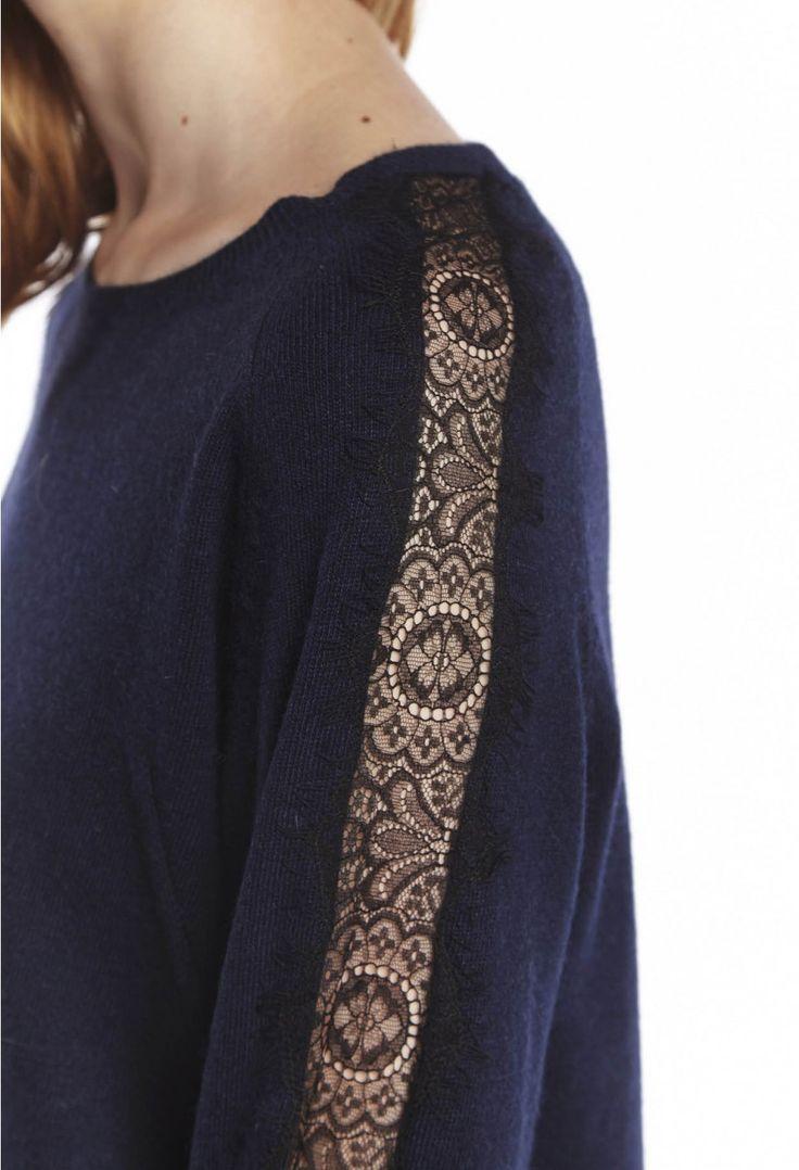 17 meilleures id es propos de pull femme sur pinterest tricot femme tricot pull et mod le. Black Bedroom Furniture Sets. Home Design Ideas
