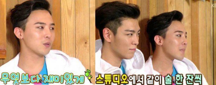 G-Dragon got drunk while recording BIGBANG's latest album