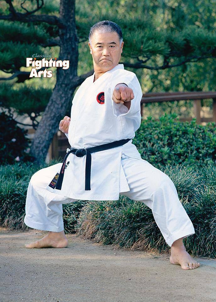 Higaonna Morio (Goju ryu - 10th dan)