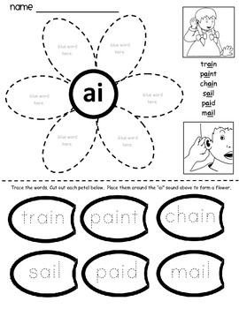 JOLLY PHONICS DIGRAPHS - WORKSHEETS AND ACTIVITIES - TeachersPayTeachers.com