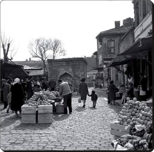 Karagümrük 1956