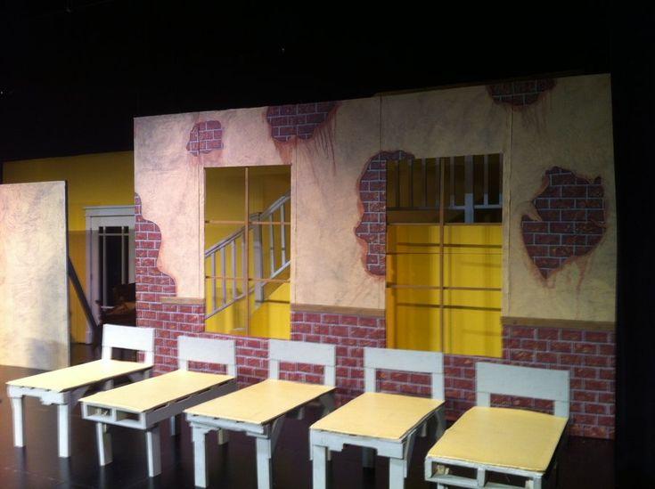 Theatre Granville Island Lion Witch