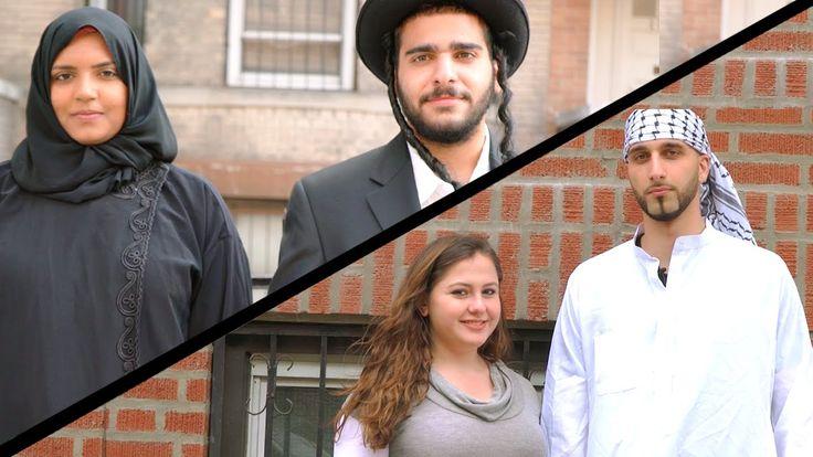 MUSLIM/JEWISH COUPLE EXPERIMENT