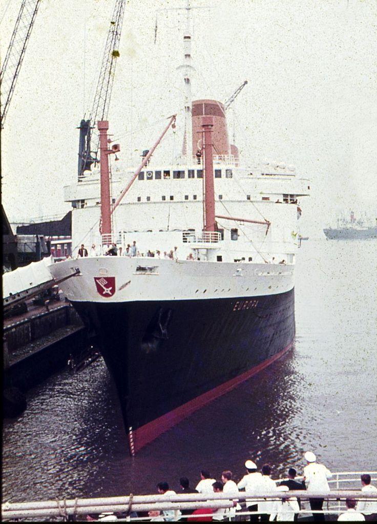 29 best T.S Bremen (ex-Pasteur 1939) - 1959-1971 images on Pinterest ...