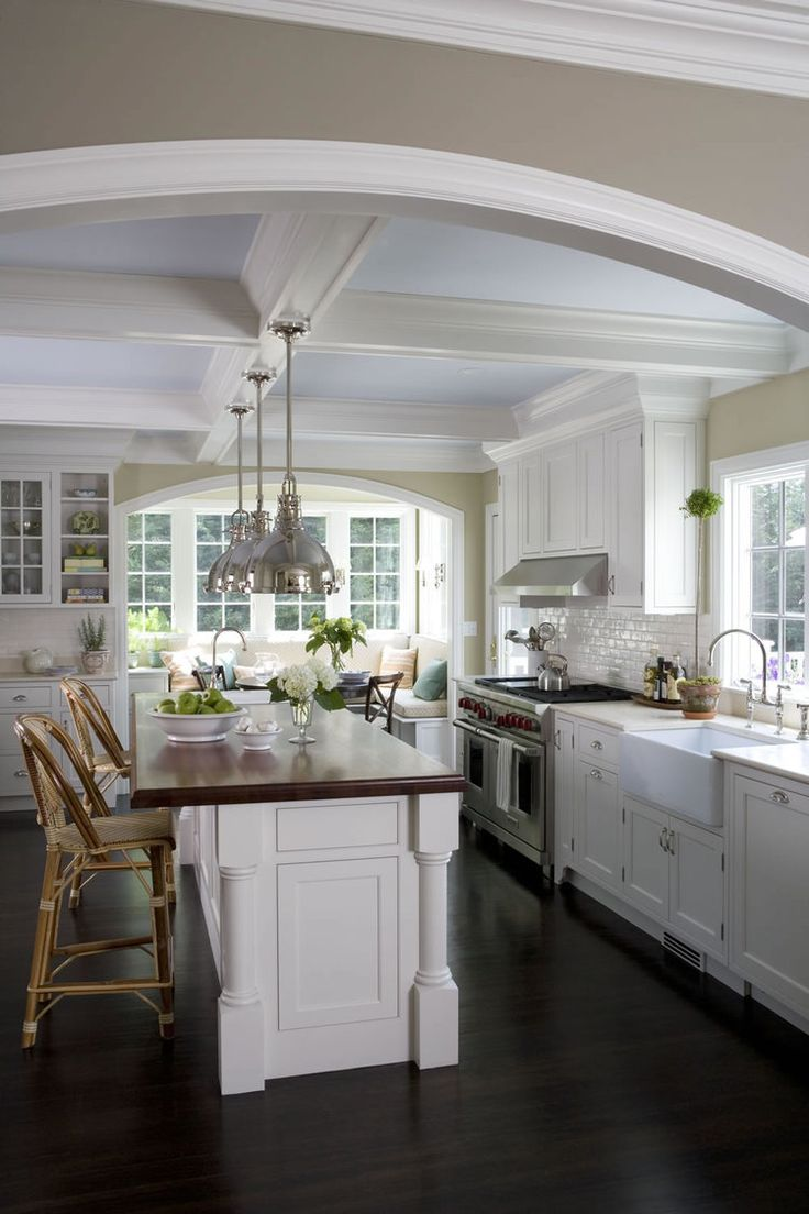 A traditional saltbox residence had all the makings of a historical classical…
