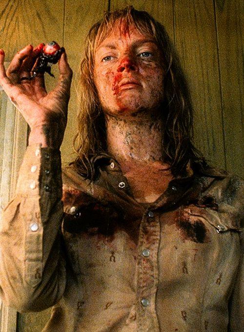 Uma Thurman as The Bride / Beatrix Kiddo / Black Mamba (Kill Bill)