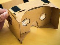 Take a VR sightseeing tour on your iPhone Who says Google Cardboard is only for Android users? Roundme's updated iPhone app delivers a sweet virtual experience.