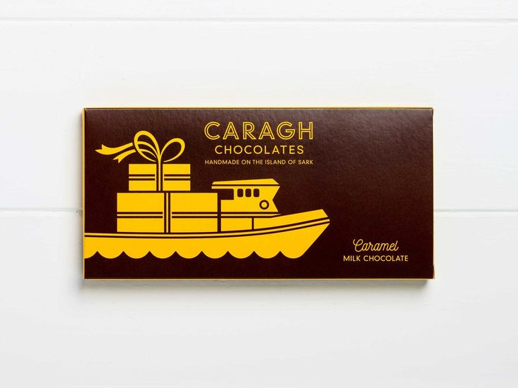 Caragh Chocolates by Distil. #packaging