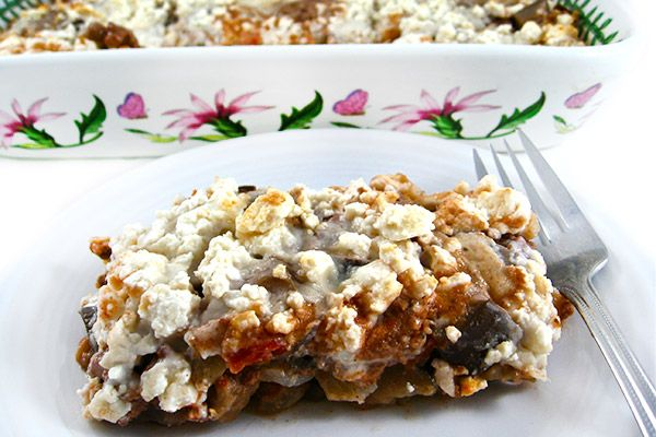 Moussaka is a delicious, hearty, Greek dish, usually prepared with sliced potatoes, eggplant, seasoned ground beef and lamb and a creamy topping of whipped potatoes with béchamel sauce. I've visite…