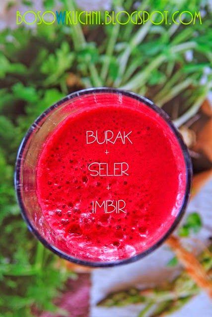 Organic Beetroot Juice www.bosowkuchni.blogspot.com.pl Boso w Kuchni