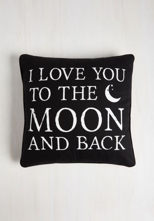 moon love pillow  moon witchy goth occult nu goth fachin pillow home decor…